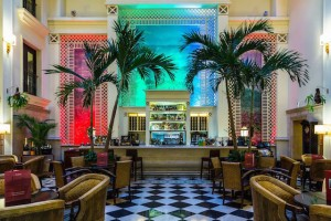 Cuba hotel saratoga