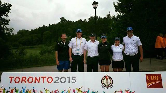 Equipe de golfe
