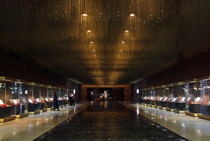 The Memory and Grief Hall, ala do museus | Foto por Doomych via Wikimedia Commons