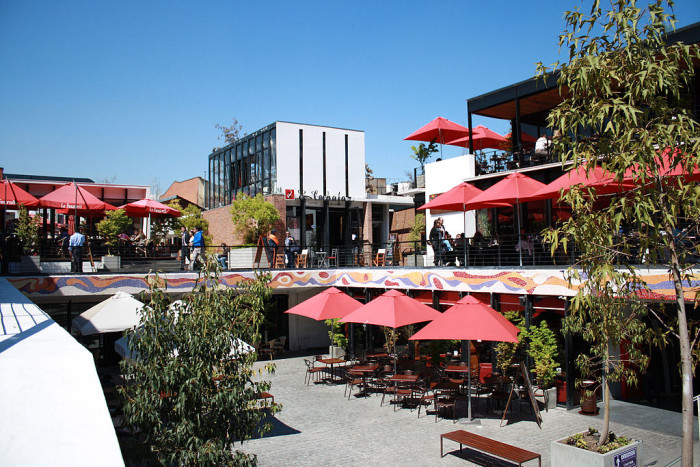 Patio Bellavista oferece uma variada oferta gastronômica | Foto por Roberto Cutts