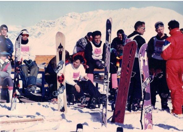 1º Campeonato Brasileiro de Snowboard